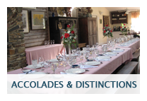 Accolades Distinctions